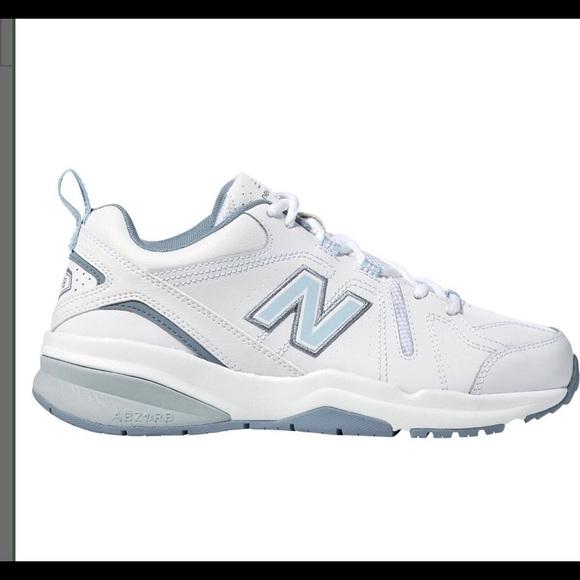 new balance velcro trainers size 4.5